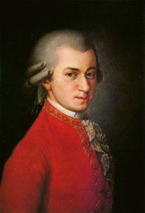 Nascita di Mozart