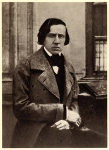 Nasce Chopin